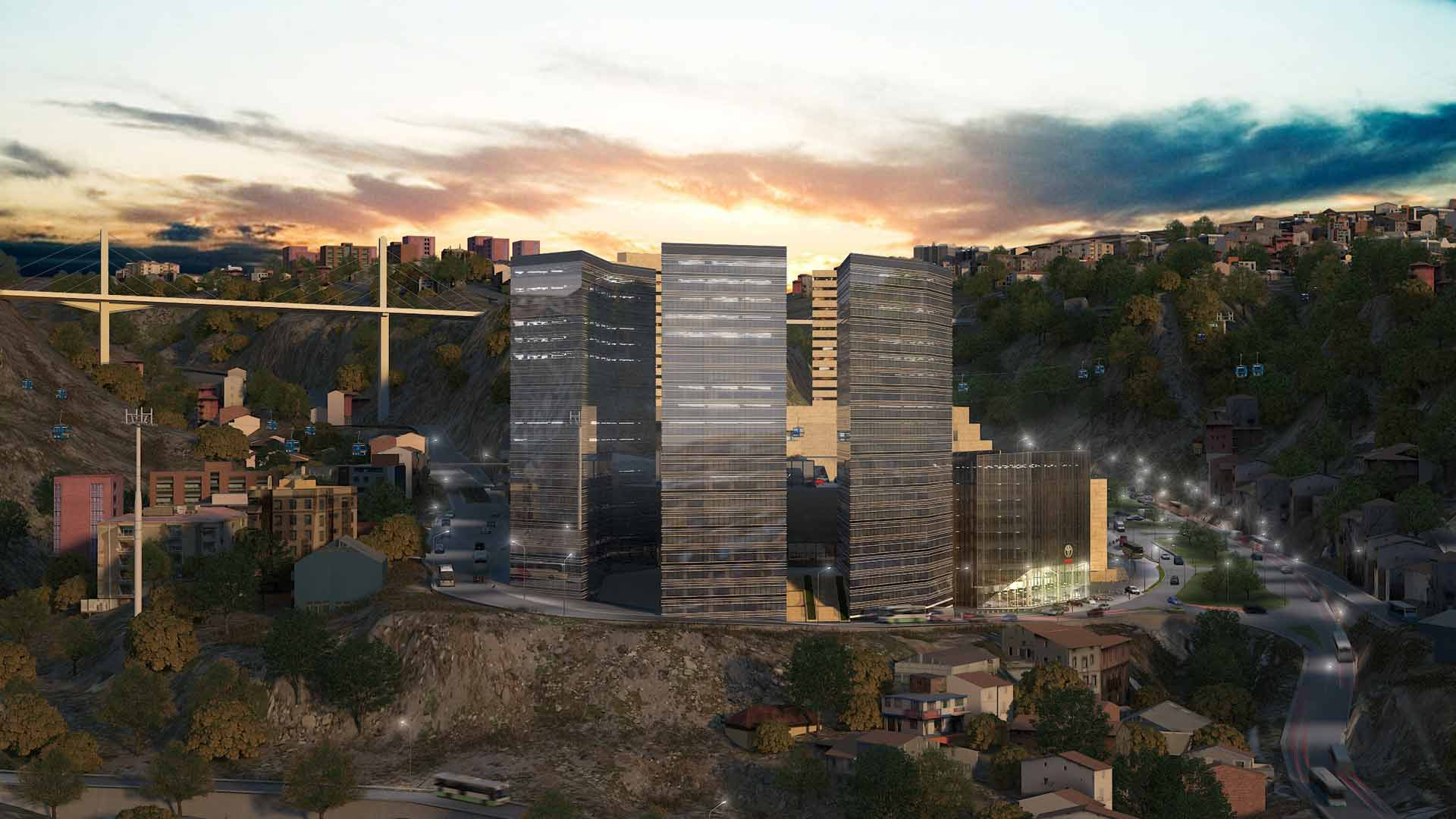 Renders 3D Arquitectura  Renders 108-Los-Leones-exterior-camara-2-B