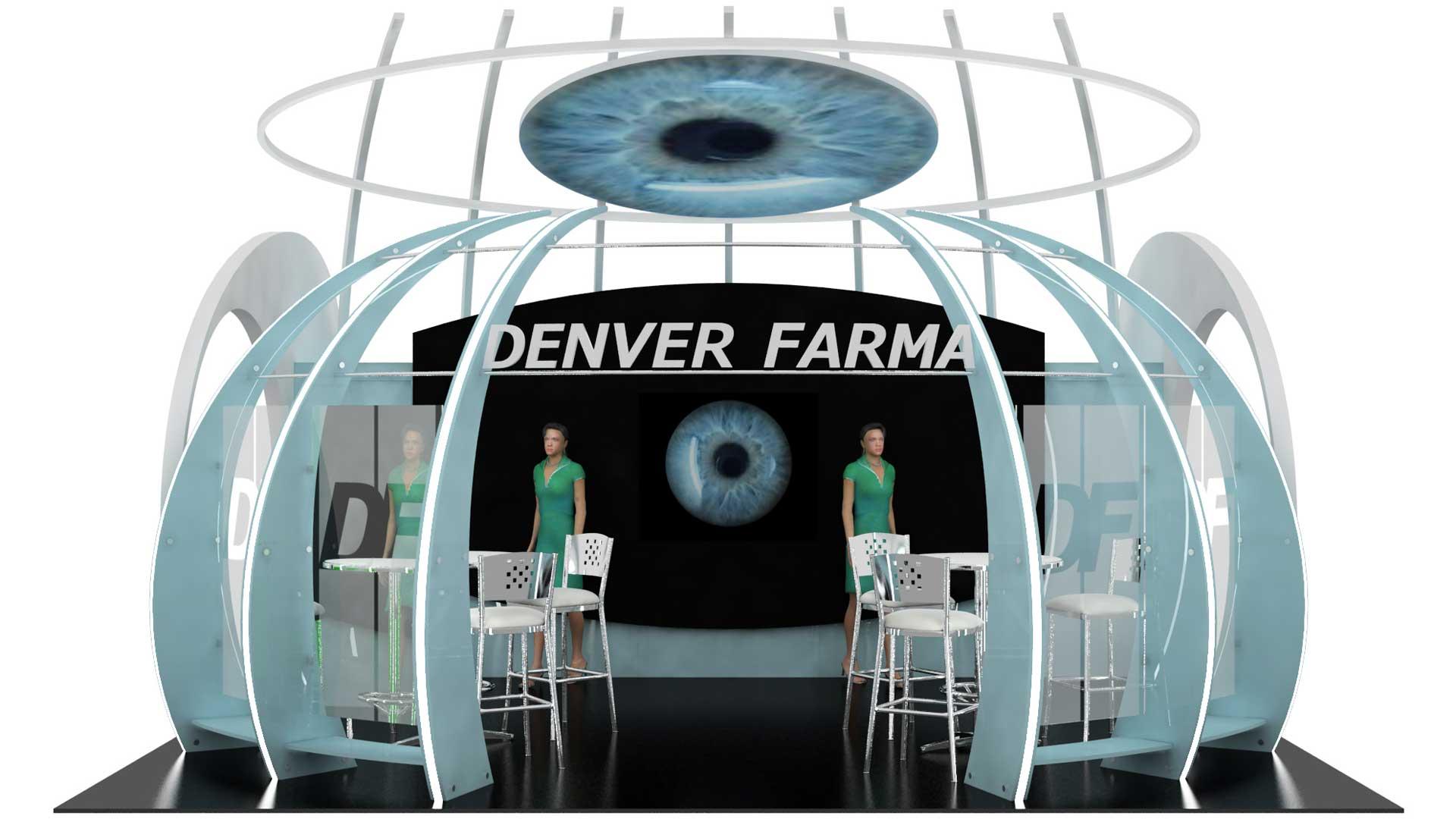 Renders 3D Arquitectura  Renders 109-Denver-Farma-expofarmacia-2013-camara-3