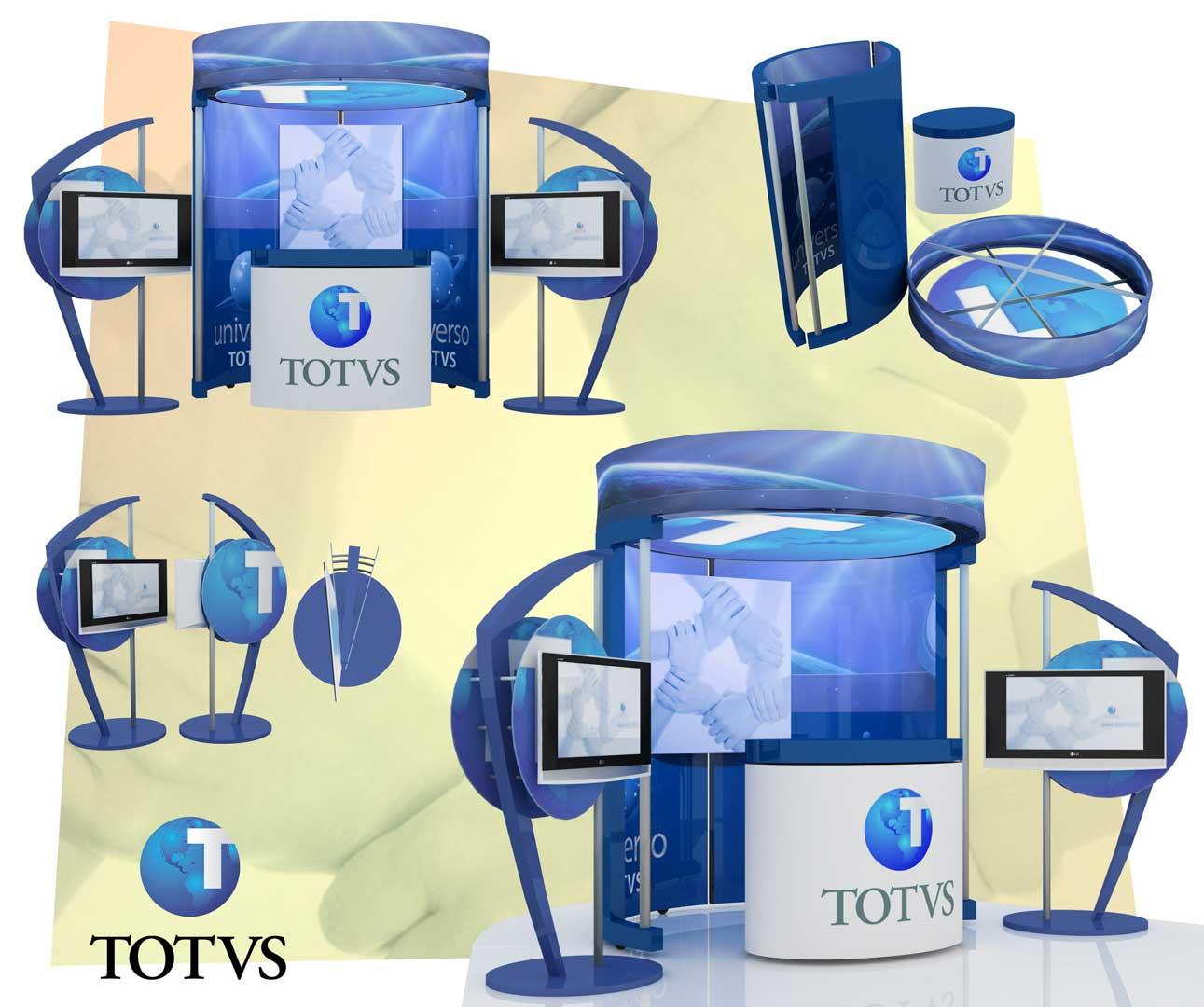 Renders 3D Arquitectura  Renders 110-TOTVS