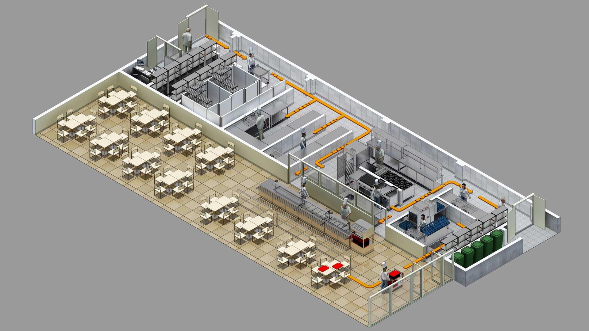 Renders 3D Arquitectura  Renders 503-SUPLEMENTO-CLARIN-ARQ-CAMARA-1
