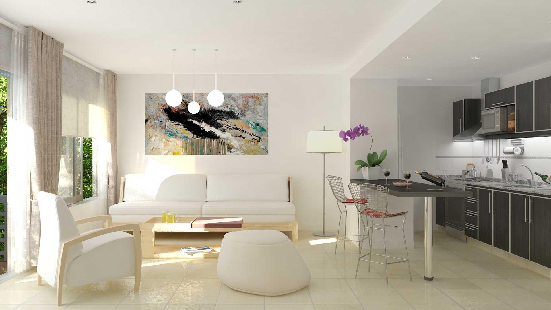 Renders 3D Arquitectura  Renders 204-BS-AS-camara-2-interior