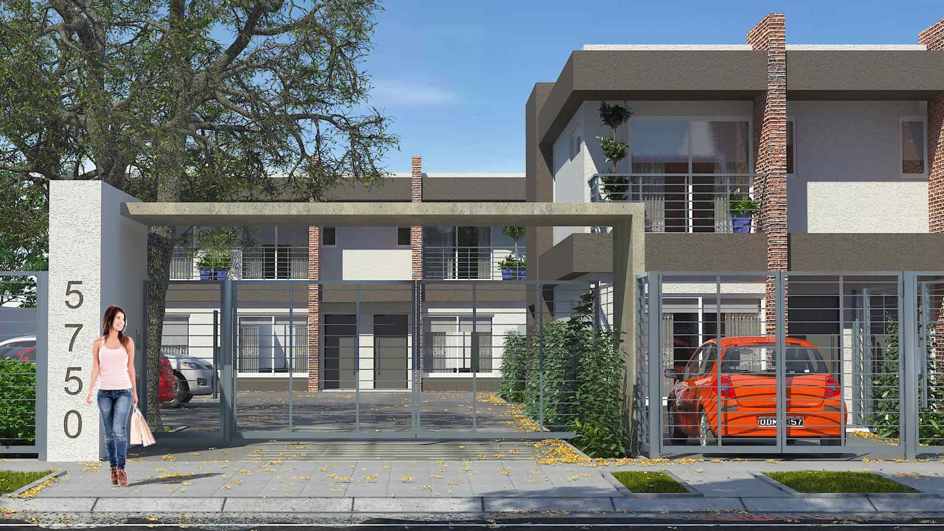 Renders 3D Arquitectura  Renders 209-PARANA-camara-4